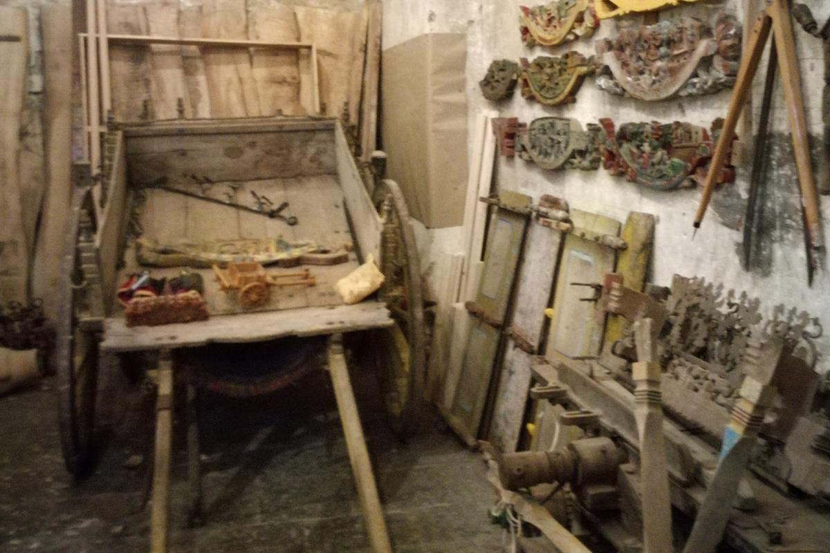 sicilian cart ragusa